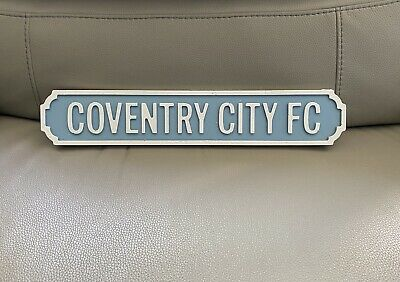 £19.95 • Buy Coventry City FC Sign