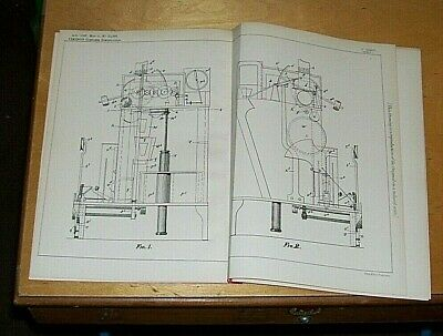 £6.50 • Buy Coin Operated Photograph Taking & Delivering Machine Patent Vining Ealing 1897