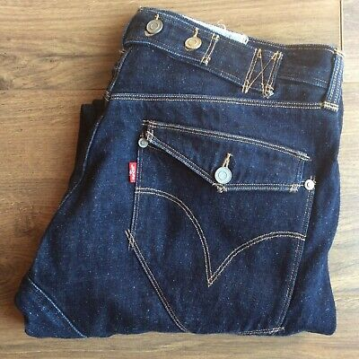 £18 • Buy LEVI'S ENGINEERED Cinchback  Skater Jeans     W33 L34    Good Condition
