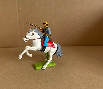 £15 • Buy Britains Deetail ACW Confederate Soldier On Horseback ( Conversion )
