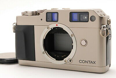 $ CDN364.35 • Buy 【EXC+++++】Contax G1 D Green Label Rangefinder GD-1 Film Camera From JAPAN 1586