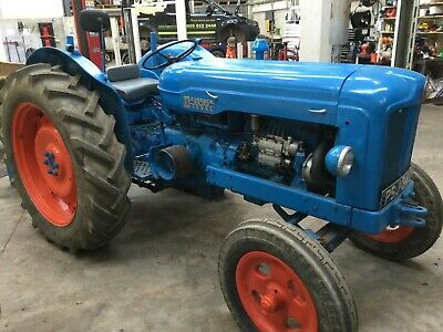 £4500 • Buy Blue Fordson Major Tractor - Used