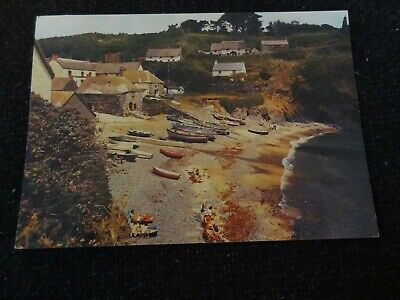 £3 • Buy Cadgwith The Lizard Postcard Cornwall - 40753