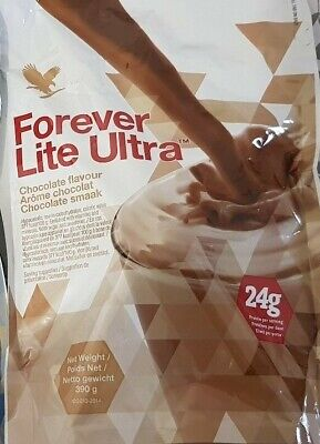 £18.99 • Buy Forever Living Lite Ultra Shake Chocolate Net Weight 375g BBE 03/2022 [GSP]