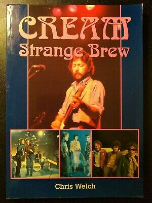 £3 • Buy Cream : Strange Brew By Chris Welch (Paperback, 1994) Book (NOT CD) Eric Clapton