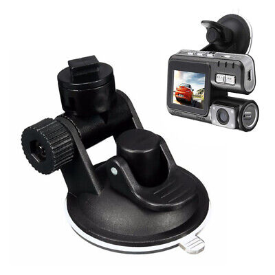 AU4.24 • Buy Car Black T-Type Video Recorder Suction Cup Mount Bracket Holder For Dash Camera