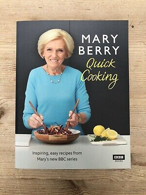£8 • Buy Mary Berry's Quick Cooking Very Good Condition Book ISBN 97817859