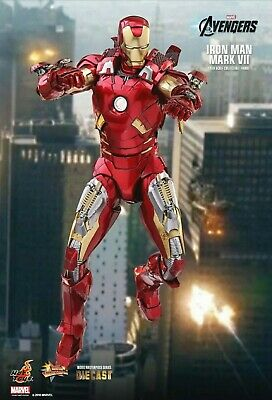 $ CDN607.26 • Buy Hot Toys MMS500-D27 Avengers Iron Man Mark VII Exclusive Edition* WITH SHIPPER