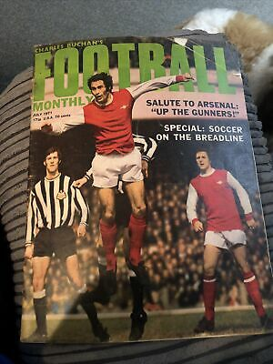 £2.99 • Buy Charles Buchan Football Monthly July 1971 Arsenal