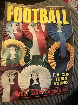 £2.99 • Buy Charles Buchan Football Monthly January 1969 FA Cup Special