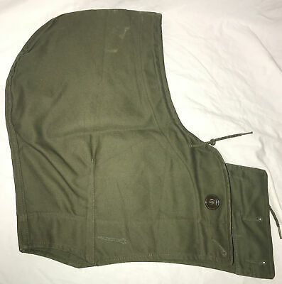 $24.95 • Buy VINTAGE M-1951 (M-51) HOOD ATTACHMENT US ARMY Size SMALL