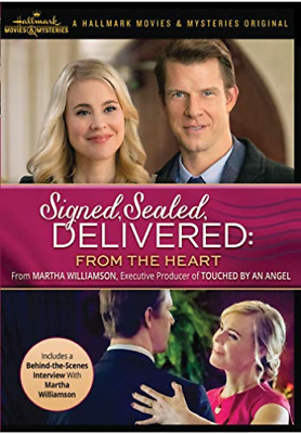 AU23.01 • Buy Signed - Sealed - Delivered: From The Heart DVD NEW