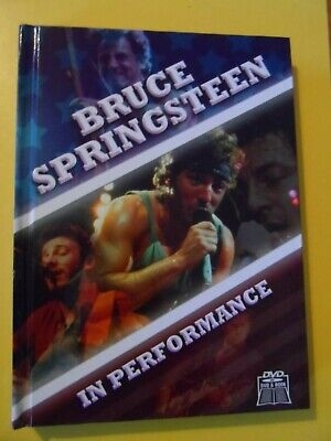 £4 • Buy Bruce Springsteen - In Performance - Dvd And Booklet.