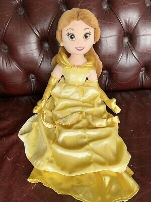 £3.40 • Buy Original Disney Store Beauty And The Beast Belle Doll Soft Toy