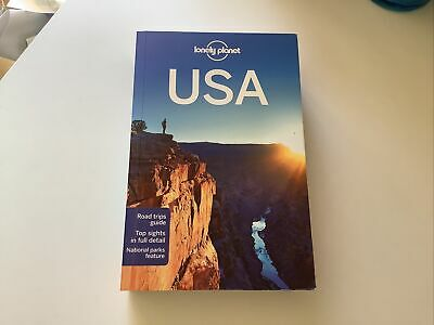 £1.50 • Buy Lonely Planet USA. Great Condition. National Park Guide, Trip Planning