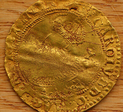 £595 • Buy Charles I (1625-49) Gold Double-Crown, Tower Mint