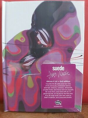 £9.99 • Buy Suede - Head Music CD Deluxe Set - SEALED / MINT