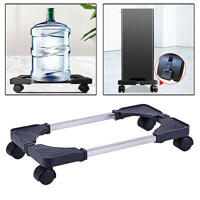 £11.62 • Buy Mobile Gaming Computer Tower Stand Holder For Floor Carpet Gaming PC Case