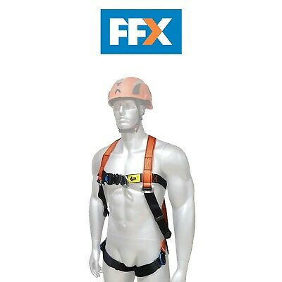 £60.68 • Buy ARESTA AR-01024 Double Point Safety Harness Scaffold Construction Work