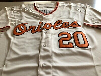$119.99 • Buy Majestic Cooperstown Collection Orioles Frank Robinson Jersey - SZ 48