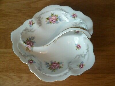 £6 • Buy Royal Albert Tranquility Candy Dish & 8  Plate