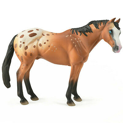 £12.01 • Buy BROWN APPALOOSA STALLION 88933 ~ NEW For 2021! ~ Ships Free W/ $25+ CollectA