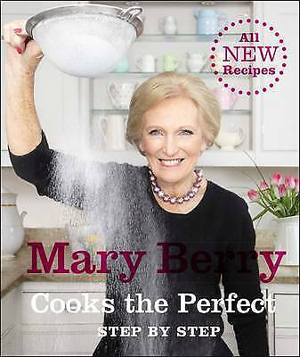 £3 • Buy Mary Berry Cooks The Perfect By Mary Berry (Hardback, 2014)