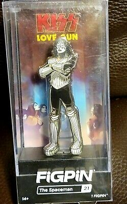 £24.78 • Buy Ace Frehley Figpin Fig Pin KISS New Sealed