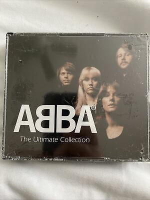£8.50 • Buy Abba The Ultimate Collection Readers Digest New And Sealed