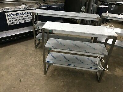 £495 • Buy 2 / 3 Tier Heated Gantry Loads Of Different Variations