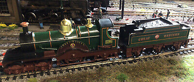 £50 • Buy HORNBY R 354 GWR 4-2-2  LORD OF THE ISLES And Tender