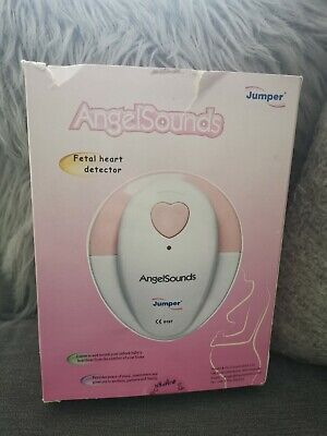 £20 • Buy Angelsounds~FETAL DOPPLER~Maternity Baby~Record Heartbeat
