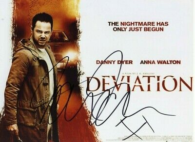 £1 • Buy DANNY DYER *EASTENDERS* Actor 8x6 Signed Autographed Photo