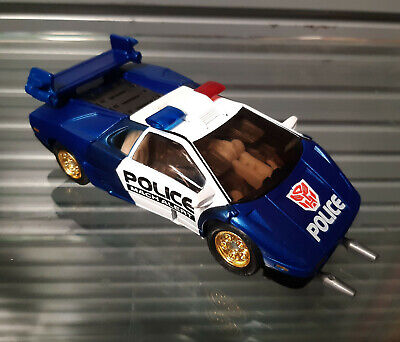 £34.99 • Buy Transformers RID PROWL Police Car 6  Robot Toy Figure RARE BLUE VARIANT