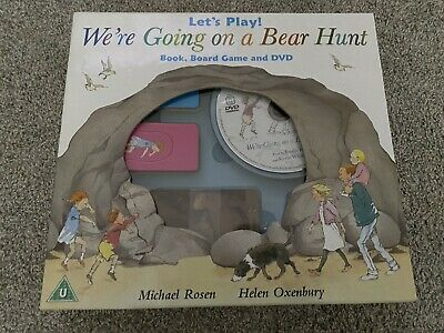 £10 • Buy We're Going On A Bear Hunt Board Game By Michael Rosen (Undefined, 2007)