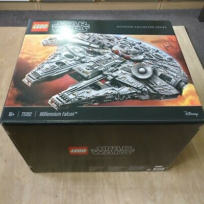 £579.99 • Buy Lego Star Wars UCS Millennium Falcon 75192 Ultimate Collector's Series Free P&P