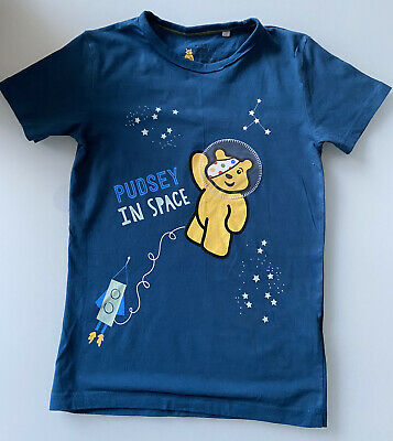 £1.50 • Buy Children In Need T-shirt, Aged 7-8 Years