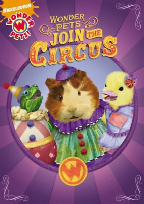 £5.95 • Buy Wonder Pets:join The Circus Dvd New