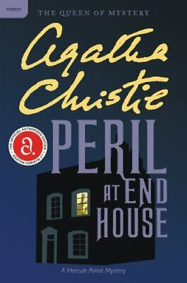 £10.56 • Buy Christie, Agatha-Peril At End House BOOK NEW