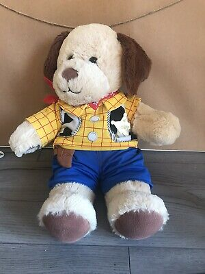 £3 • Buy Build A Bear Stuffed Toy & Limited Outfit ✨Sheriff Woody✨ ✨Good Condition✨