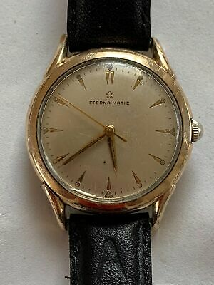 £131.32 • Buy Eterna Matic Automatic Vintage Watch