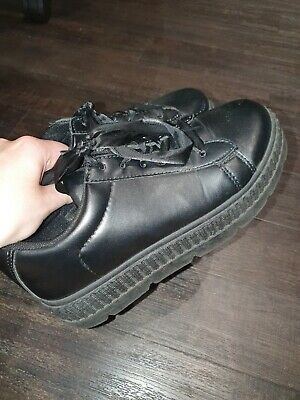 £2.60 • Buy Black Creepers Shoes Size 4