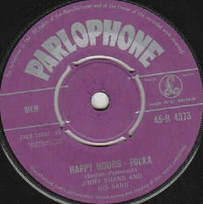 £0.99 • Buy Jimmy Shand And His Band – Happy Hours 7  Vinyl (Stock Photo)