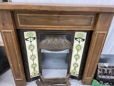 £110 • Buy  Victorian Style Fireplace And Wooden Surround