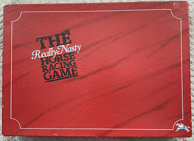 £24.99 • Buy Rare, Vintage The Really Nasty Horse Racing Game By Upstarts 1989