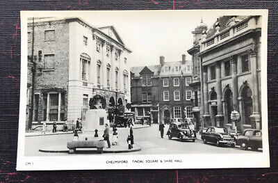 £4.50 • Buy Chelmsford Tindal Square And Shire Hall Essex Post Card