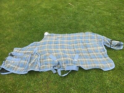 £15 • Buy New Waffle Weave Cooler / Travel / Stable Rug Size 6 Ft 9