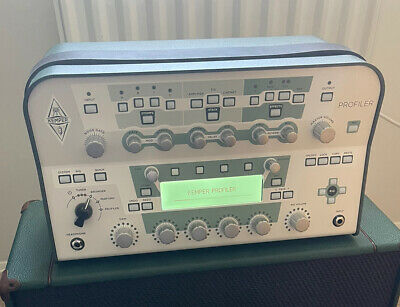 £1050 • Buy Kemper Profiler Head - White - Boxed With Manuals Etc