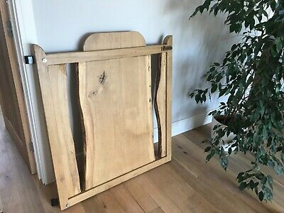 £200 • Buy Solid Hand Made Oak Child / Baby Safety Gate - Beautiful, Quality.