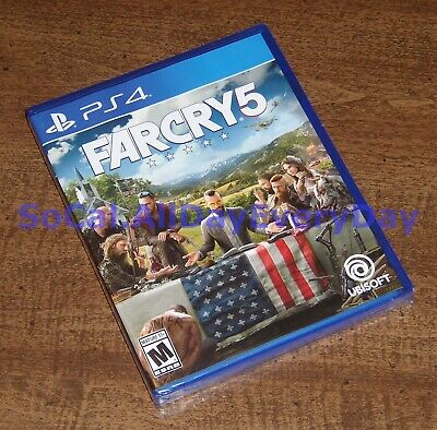 AU26.39 • Buy FarCry Far Cry 5 (PlayStation 4, Physical) ***BRAND NEW & FACTORY SEALED!*** Ps4